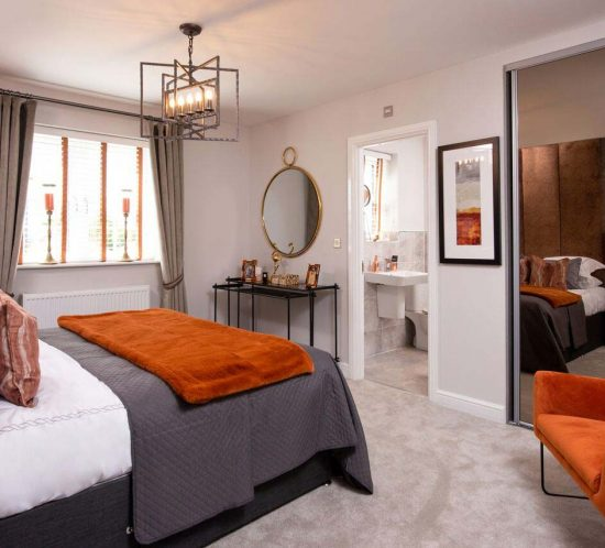 Copper Industrial Showhome