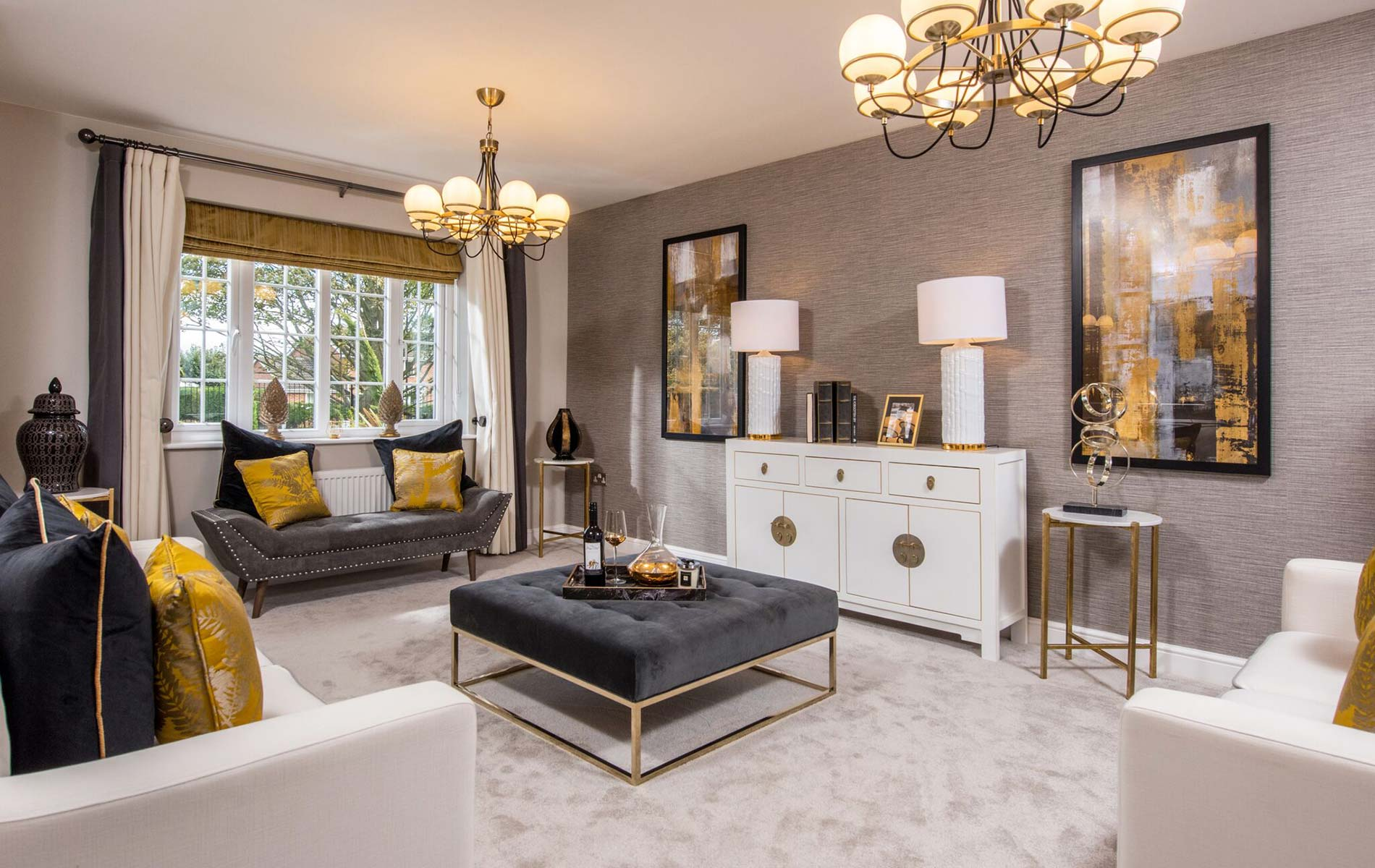 Private Residences Interior Motives NW